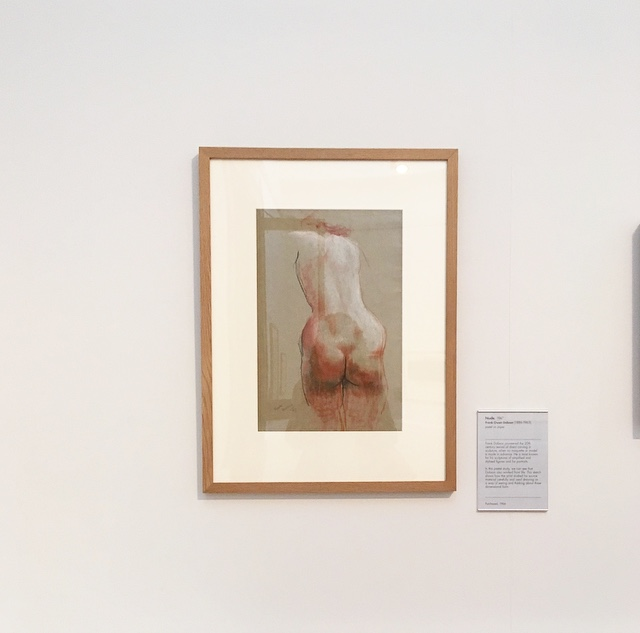 634ec34c When I visit a gallery for an exhibition, I always take a look around to  see what their permanent collections have on offer. If you haven't read it  yet, ...